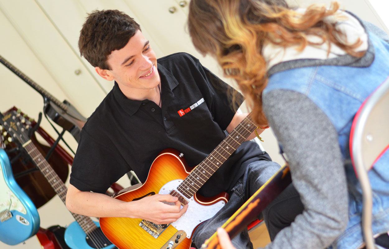 Guitar Lessons Nottingham, Learn Guitar in Nottingham Area | YGA
